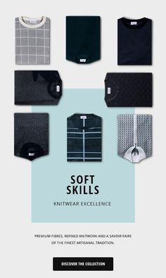 Soft Skills | Knitwear excellence