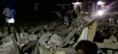 Vídeo: Así fue la explosión en un templo de India...