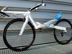 recumbent bicycle Slyway endorphin 700