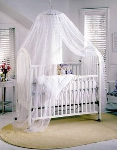Moustiquaire / Voile Anti-Moustiques pour Lit Bébé