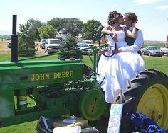 Now a farmers wife....