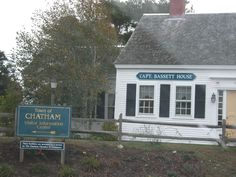 One of the historic homes around Chatham, MA.   Go to www.YourTravelVideos.com or just click on photo for home videos and much more on sites like this.