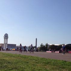 Former Central Airport Berlin-Tempelhof