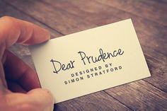 Dear Prudence by It's me simon on Creative Market