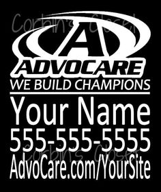 Pinterest The Worlds Catalog Of Ideas - Advocare car decal stickers