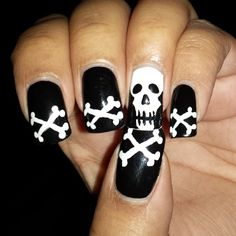 halloween by mysimplelittlepleasures  #nail #nails #nailart