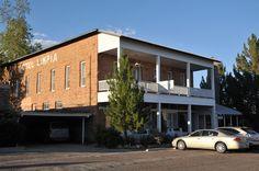 Historic Hotel Limpia, Fort Davis Texas
