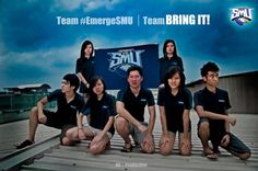 1 more week SMU-ians! Team #EmergeSMU , Bring it on! @emergekl