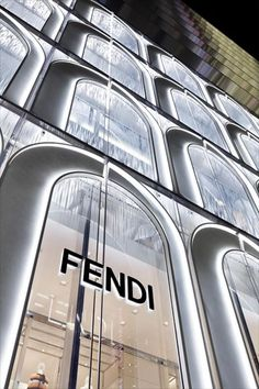 Image result for ginza six fendi