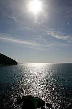 Gorgeous sea scapes on the coastal walk.