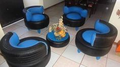 Tires                                                                                                                                                                                decoraciones en llantas