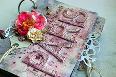 """The Creative Studio / """"Gypsy Moments"""" in Paris - Mixed Media Travel Journal Ideas"""