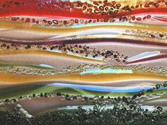 Image detail for -Fused Glass Wall Art