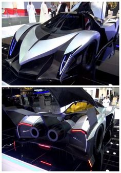 The Devel Sixteen is a 5,000 HP car built in Dubai that does 0-60 in 1.8 seconds and has a top speed of 348 mph? YEA Rigggggghtttttt!