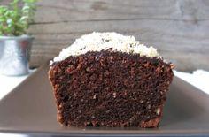 Bors&Pepper: Mogyorós-csokis sütemény, ganache bevonattal Sweet Tooth, Muffin, Stuffed Peppers, Breakfast, Food, Morning Coffee, Stuffed Pepper, Essen, Muffins