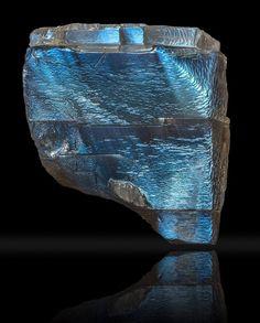 Moonstone - Pili Mine, Municipality of Saucillo, Chihuahua, Mexico Size: 1.4 cm wide