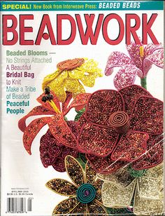 2003 Apr-May - BEADWORK magazine Volume 6 Number 3 (Used), at Sova-Enterprises.com