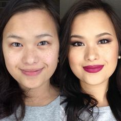 These Before-and-After Transformations Show How Powerful Makeup Can Be