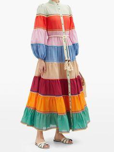 Beach Wear Dresses, Summer Dresses, Satin Midi Dress, Feminine Style, Hippie Style, Pretty Outfits, Tie Dye Skirt, Beachwear, Designer Dresses