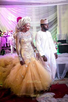 A Beauty & Her Prince! Amina 'Mimi' Suleiman & Nasir Abubakar's Stunning Wedding in Jos & Abuja | BMB Photography