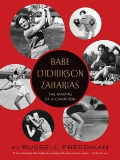Babe Didrikson Zaharias: The Making of a Champion on www.amightygirl.com