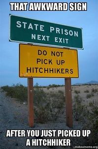 Road trips have many ups and downs and long endless stretches of highways can be monotonous and dull. Sometimes, however, you stumble across a hilarious road sign that proves to be comedy gold that provides...