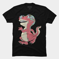 Lil T Rex T Shirt By Ayota Design By Humans