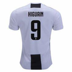 eb1d7a59dff 2018-19 Cheap Jersey Juventus Home Higuain Replica White Shirt 2018-19  Cheap Jersey Juventus Home Higuain Replica White Shirt