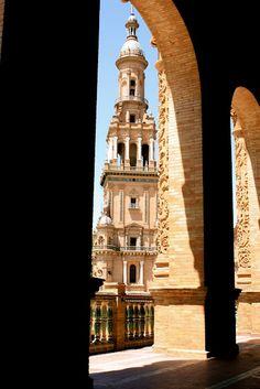 Pasando sin tropezar - Sevilla