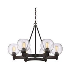 Retro by mimmiandkinkistatementjewelry liked on polyvore golden lighting galveston rubbed bronze chandelier with seeded glass rbz sd the home depot mozeypictures Gallery