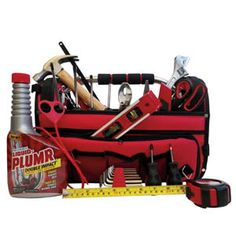 Enter for a chance to win a 145-piece tool kit, a $500 Lowe's Gift Card and Liquid-Plumr® products! #win #free #giveaways #sweepstakes