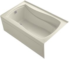 "Mariposa Alcove 60"" x 36"" Soaking Bathtub"