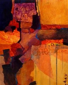 """For artist commentary on this painting, please see my blog at <a href=""""http://www.carolnelsonfineart.blogspot.com"""">www.carolnelsonfineart.blogspot.com</a>."""