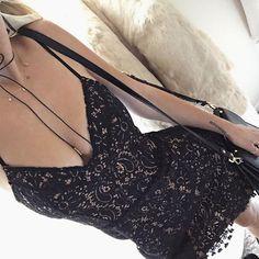 Night out in the Vika Mini Dress ✨  Shop on forloveandlemons.com. #ForLoveAndLemons