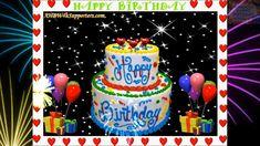 Animated Happy Birthday Wishes, Happy Birthday Greetings Friends, Happy Birthday Wishes Photos, Happy Birthday Celebration, Birthday Wishes Cards, Happy Birthday Messages, Birthday Gifs, Happy Birthday Greeting Cards, Happy Birthday Wishes Spanish