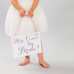 Items similar to Here Comes My Mommy Sign - Wedding Sign Ring Bearer Sign Flower Girl Sign Son or Daughter of Bride Flowergirl Ringbearer Page Boy 2016 BW on Etsy Rose Gold Ribbon, Grey Ribbon, Gold Ribbons, Ribbon Colors, Here Comes My Mommy Sign, Here Comes The Bride, Wedding Humor, Wedding Signs, Wedding Fun