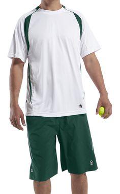 DUC Precise Men's Tennis Crew at doittennis.com $32.99