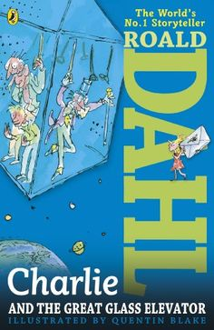 Charlie and the Great Glass Elevator by Roald Dahl http://www.amazon.co.uk/dp/0141346469/ref=cm_sw_r_pi_dp_rFaevb0NJ00C1