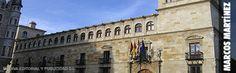 Palacio De Los Guzmanes, edificio de la Diputación De León.
