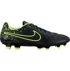 the latest 23558 a5678 Nike Men s Tiempo Genio Leather FG Soccer Cleats