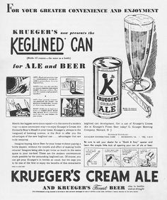 This Day in History:  Jan 24, 1935: First canned beer goes on sale http://dingeengoete.blogspot.com/ http://api.ning.com/files/GIQdln0E5HH9NC2HNBG4pcVRV*ThMC9gDN61Ipib9t1iYW0BlmKwOUr33lXN4at7yTa6qbHCpQQpcrssJnDg-wu8FaqFRXKy/Cone012.jpg