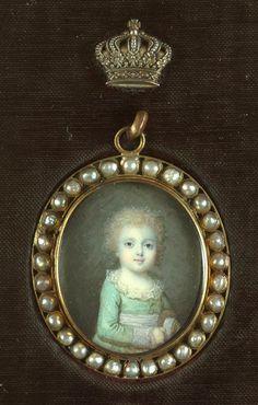 Marie Antoinette's son