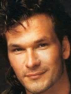 Patrick Swayze born in 1964