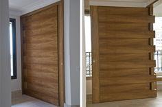 portas pivotantes madeira - Pesquisa Google
