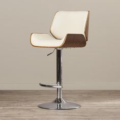 Found it at Wayfair - Connor Adjustable Height Swivel Bar Stool