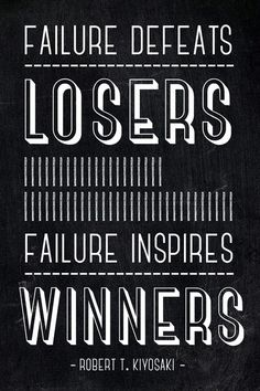 #quote #losers #winners