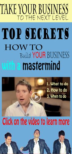 Step-by-step instruction on how to grow your business with a mastermind. Of all the ways you can possibly grow your business and invest back in your business with not only your time, but your money, joining or forming a mastermind group can be one of the most impactful! WATCH THE VIDEO to learn all MY TOP SECRETS how I found my clients. CLICK HERE #LifeOnFire #KickAssBusinessCoach