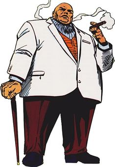 The KINGPIN is portrayed as one of the most feared and powerful crime lords in the Marvel Universe, typically holding the position of New York City's crime overlord. The Kingpin first appeared in The Amazing Spider-Man #50. Initially an adversary of Spider-Man, the character later became an enemy of Daredevil, and is also a recurring foe of the Punisher. IGN's list of the Top 100 Comic Book Villains Of All Time List ranked The Kingpin as number 10.