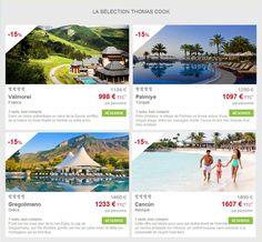 Club Med promo séjour pas cher, réservez dès à présent votre séjour au Club Med avec la sélection Thomas Cook et bénéficiez de 15% de réduction avec les 1eres minutes du Club Med.