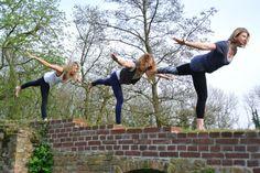 Midzomer Yoga Feest zaterdag 21 juni, 17.00 uur, Ruine van Brederode